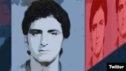 Ernesto Borges, 22 años encarcelado en Cuba. (Twitter/@ILusson)