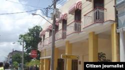 Hotel Martí en Guantánamo