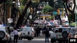 Caracas, Venezuela. Archivo.