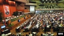 VI Congreso del PCC.