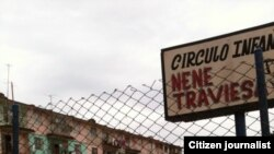 Reporta Cuba. Círculo infantil cerrado. Foto: Marta Domínguez.