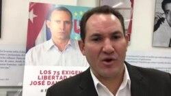 Luis Enrique Ferrer, hermano del líder de UNPACU José Daniel Ferrer