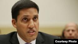 Rajiv Shah defendió los programas cubanos de la USAID como parte de la misión de la agencia de promover la democracia.