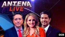 Noticiero Antena Live
