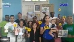 Activistas de UNPACU exigen liberación de su líder en día de los DDHH