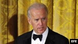 Fotografía de archivo del vicepresidente de Estados Unidos, Joe Biden.