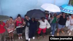 Reporta Cuba. Un grupo de reporteros de la Red Cubana de Comunicadores.