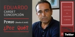 Eduardo Cardet: Preso, ¿por qué?