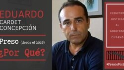 Prometen primera visita familiar en tres meses al Dr. Eduardo Cardet