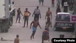 Cada vez son más frecuentes en Cuba hechos de violencia que terminan en lesiones, heridas y muertes (Foto Cubanet).