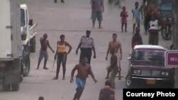 Crecimiento de la violencia en Cuba