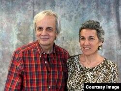 Orlando González Esteva y Judy Cantor-Navas