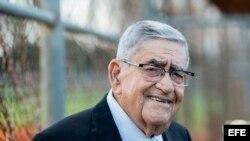 """El locutor radial cubano Rafael """"Felo"""" Ramírez."""