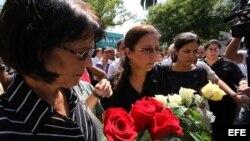 FOTOGALERIA: Funerales de Oswaldo Payá
