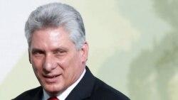 Proponen a Miguel Diaz-Canel como candidato a la jefatura del Consejo de Estado