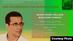 Co-fundador de Estado de Sats impartió conferencia en Miami Dade College