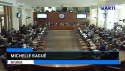 OEA pide al gobierno de Bolivia que celebre segunda vuelta