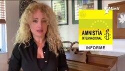 Info Martí   Amnistía Internacional denuncia que el régimen cubano reprime toda forma de disidencia