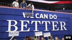 """La Convención Nacional Republicana se realiza bajo el lema """"Lo podemos hacer mejor."""""""