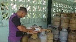 Incertidumbre sobre venta de gas licuado en Cuba