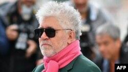 Pedro Almodovar en el Festival de Cannes