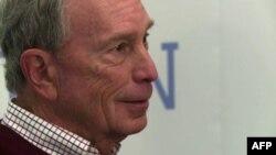 Michael Bloomberg, empresario, exalcalde de Nueva York, y candidato a la presidencia de Estados Unidos.