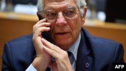 El Ministro de Asuntos Exteriores de España Josep Borrell.
