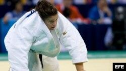 Archivo - Vanessa Zambotti en la Olimpiadas del Pekín