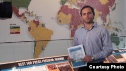Entrevista a Henry Constantín Ferreiro, periodista independiente
