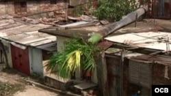 Oriente de Cuba devastado por el paso del huracán Sandy.