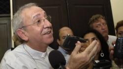 Reportaje de José Luis Ramos con declaraciones de Monseñor Emilio Aranguren