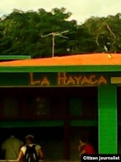 Reporta Cuba. La Hayaca. Foto: Misael Aguilar.