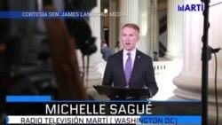 Senador republicano dispuesto a intervenir para que Biden reciba informes de inteligencia