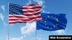 Estados Unidos y la Unión Europea establecieron el Consejo de Comercio y Tecnología EE. UU.-UE para asegurar que las nuevas innovaciones no faciliten el abuso por parte de regímenes autoritarios. (© Shutterstock