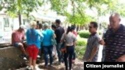 Golpea la policía a un periodista independiente en Camagüey