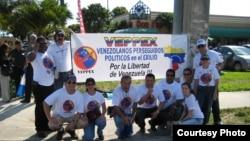 Venezolanos exiliados en Miami