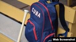 Peloteros cubanos en Liga Can-Am.