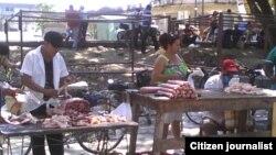 Mercados privados venta población reporte ciudadano de José R Borges