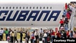 Viajes a Cuba.