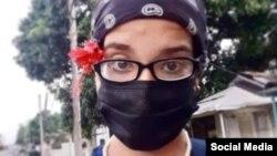 Daniela Rojo, integrante de la plataforma ciudadana Archipiélago