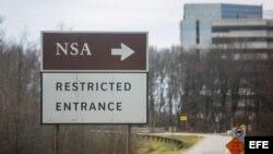 Instalaciones de la Agencia de Seguridad Nacional en Maryland