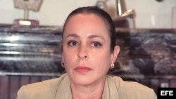 Foto de archivo de Alina Fernández Revuelta.