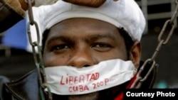 Cubanos exigen libertad de expresión