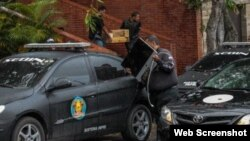El régimen de Maduró ordenó desmantelar la sede de canal VPITV, en Caracas.