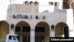 Reporta Cuba Cine Actualidades Foto Mario Hechavarría.