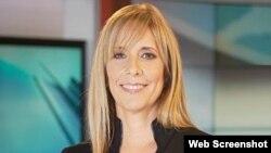 Sylvia Rosabal, Directora de la Oficina de Transmisiones a Cuba.