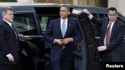 Los preparativos para la inauguración de Barack Obama