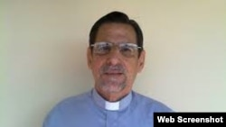 Obispo de Ciego de Avila, Monseñor Mario Mestril.