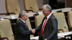 Díaz-Canel elegido nuevo presidente de Cuba para suceder a Raúl Castro.