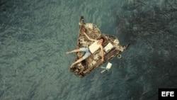 Imágen de la película 'Juan de los Muertos'.